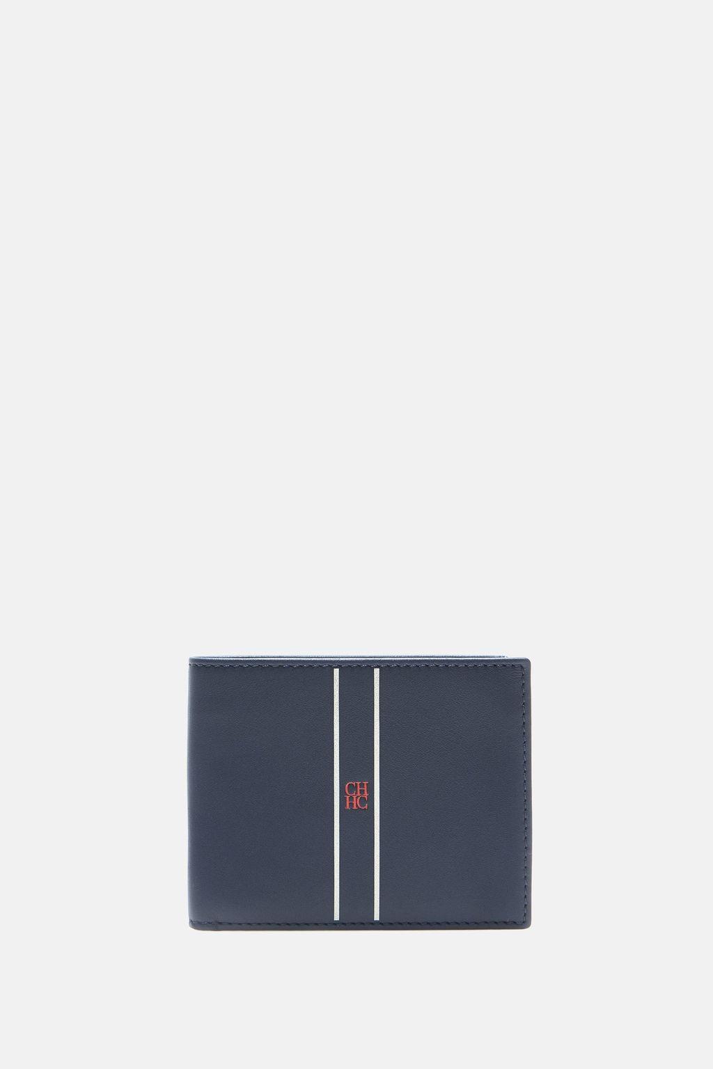 Navy | Billfold 6 wallet