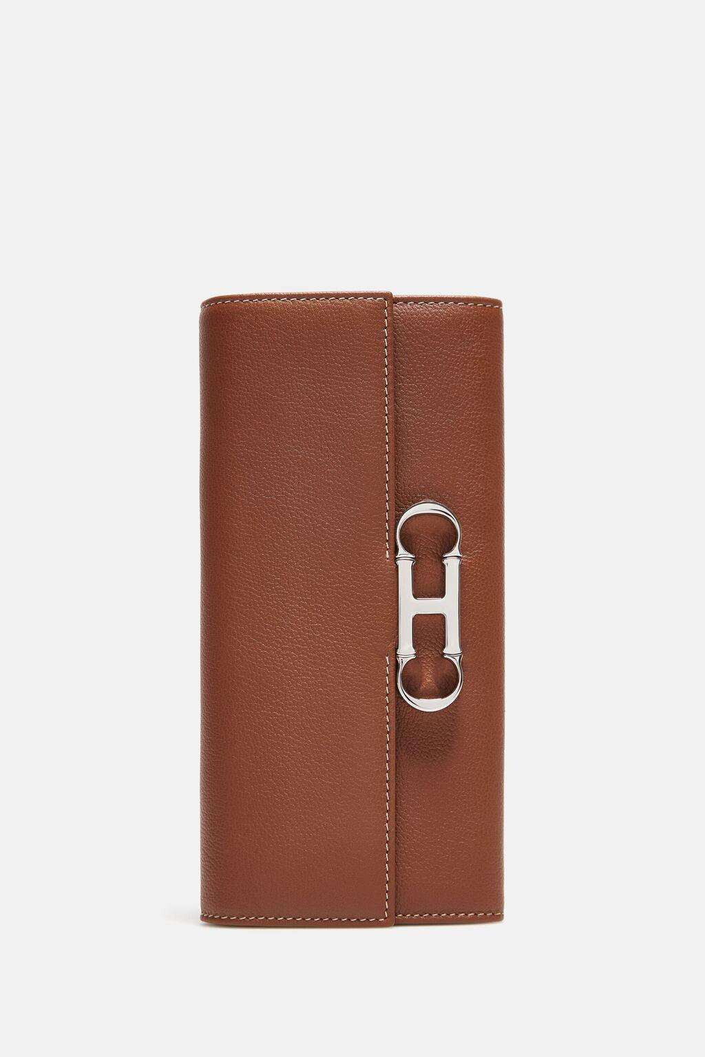 Initials Insignia | American flap wallet