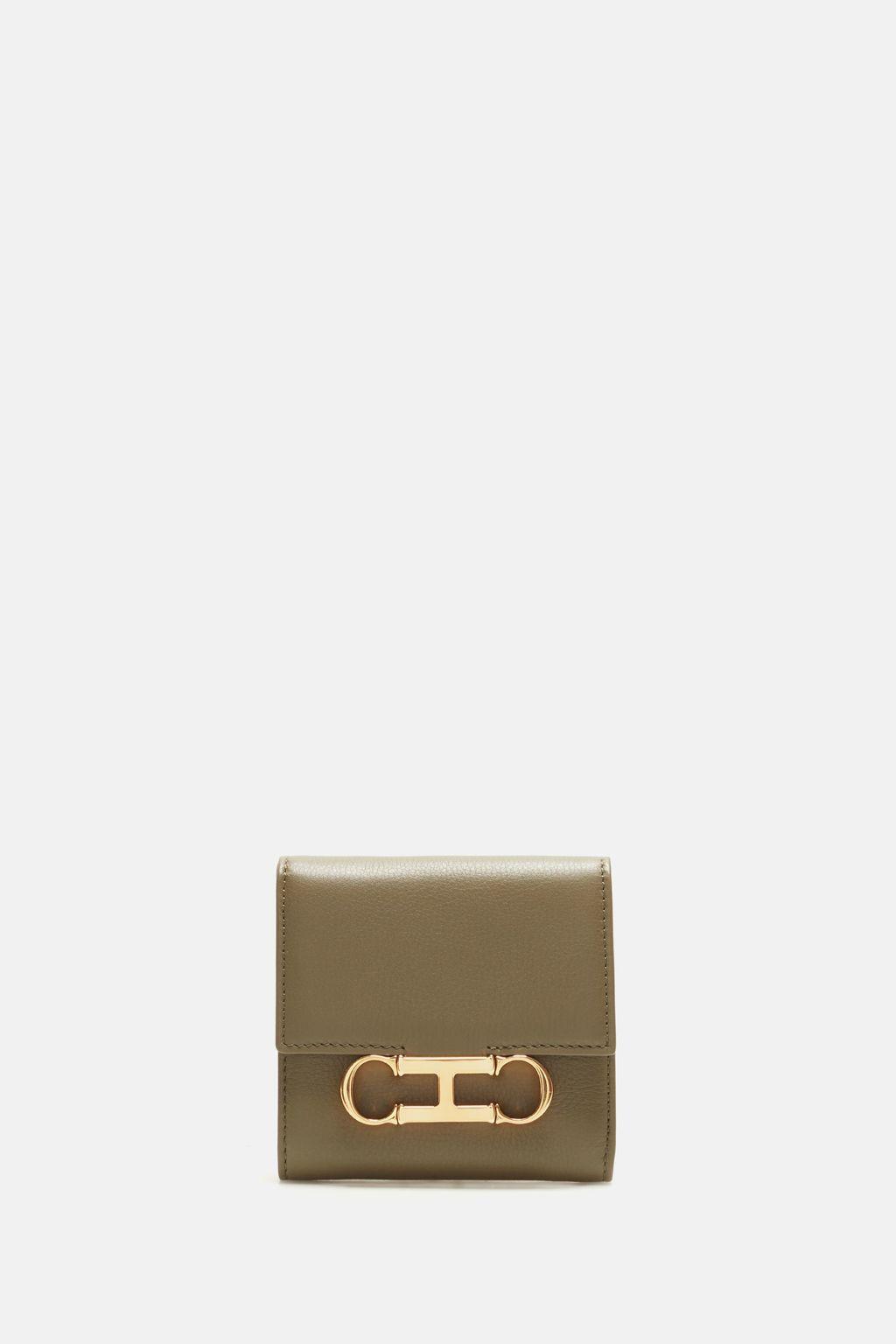 Initials Insignia | Japanese flap wallet