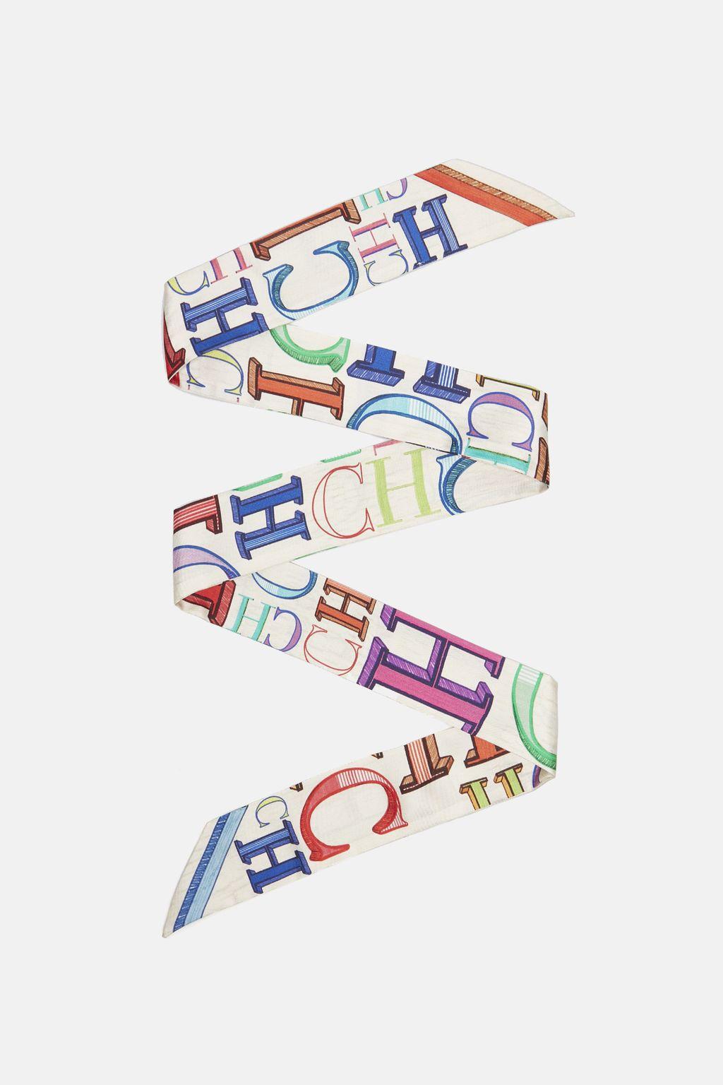 CH Bold bandana