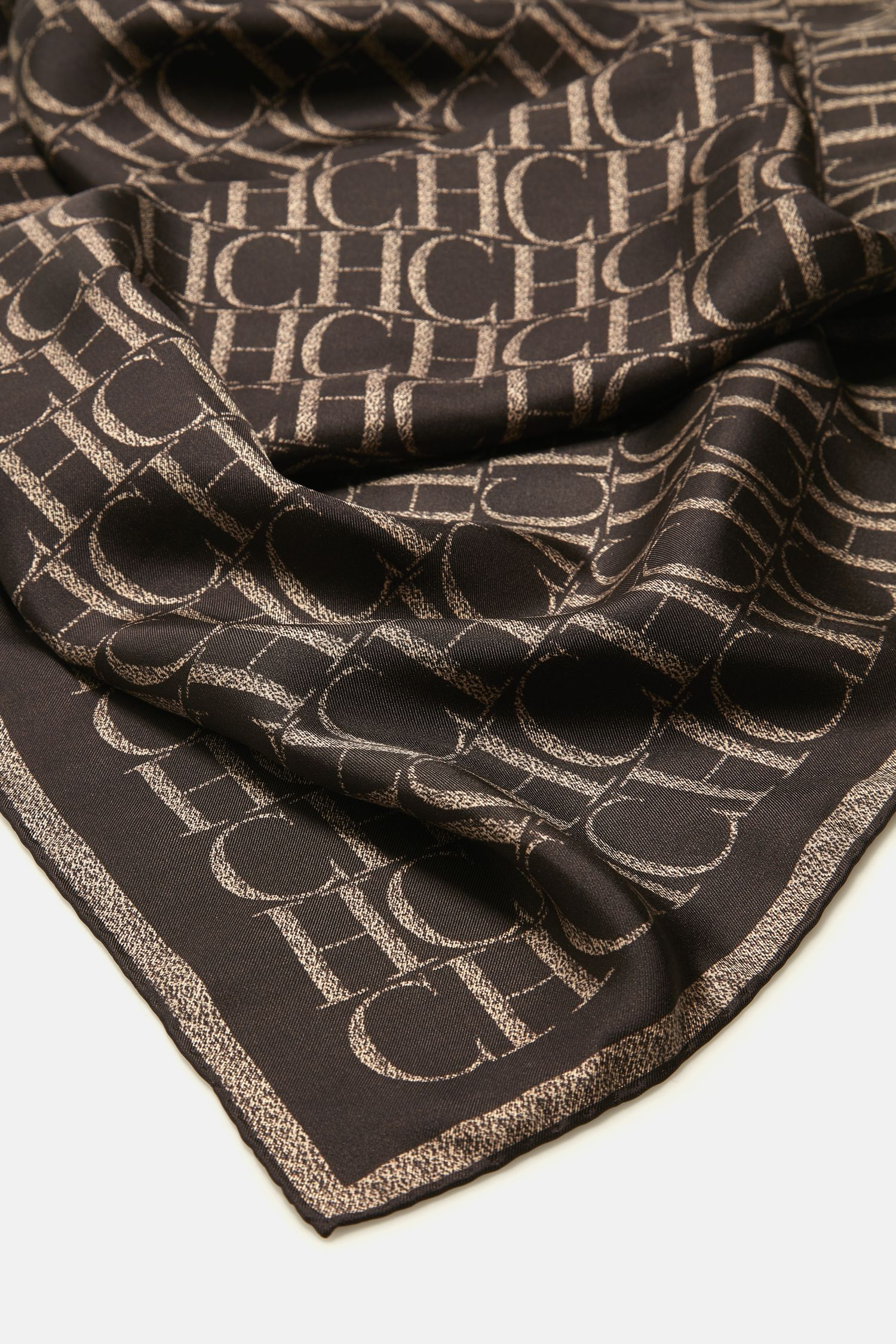 El Dorado silk scarf