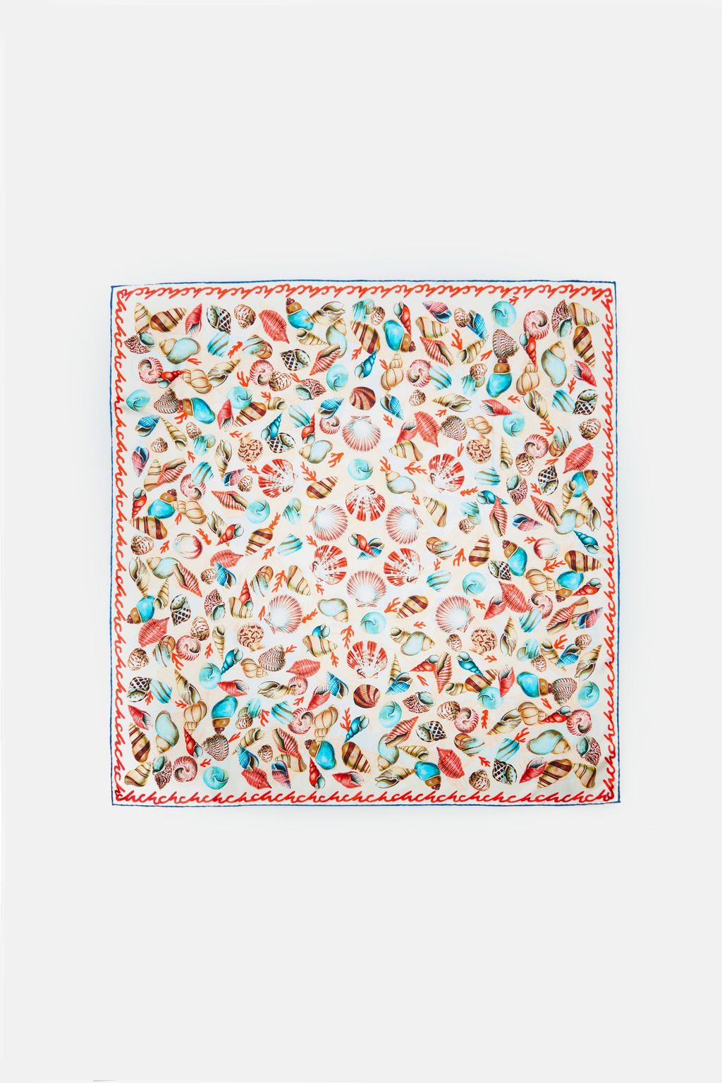 Aurea silk scarf