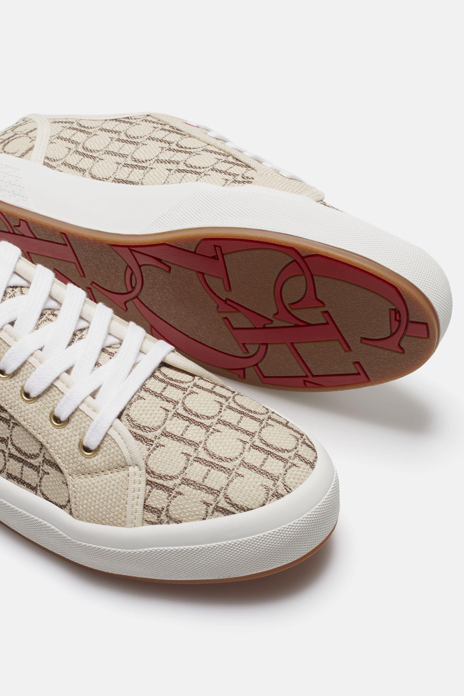 Caracas canvas Bamba sneakers