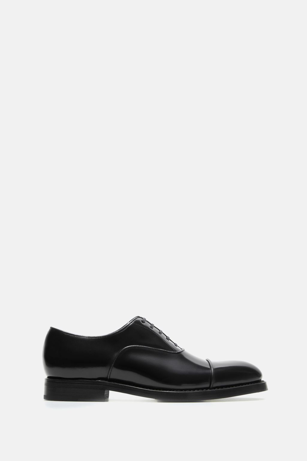 Classic leather Oxford shoes