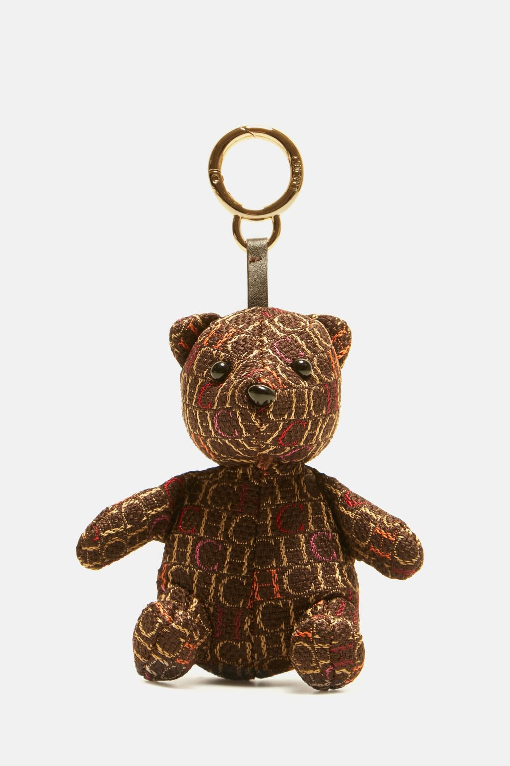 Teddy Bear Bag Charm