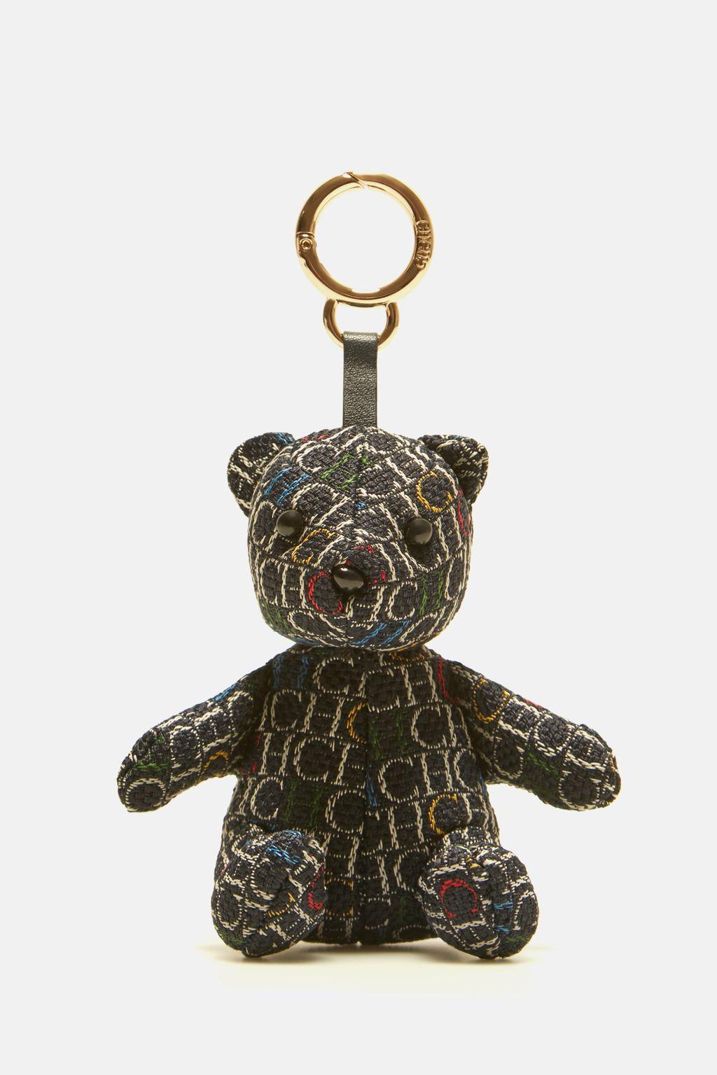 Teddy Bear Bag Charm