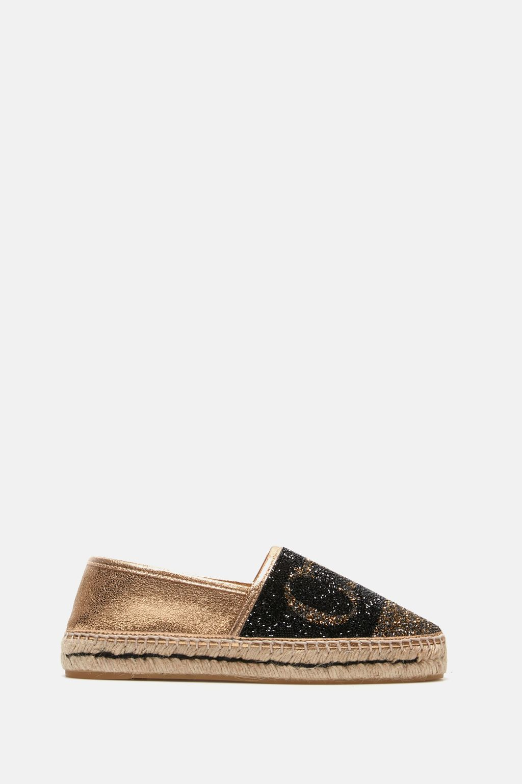 Mar de Cristal leather espadrilles