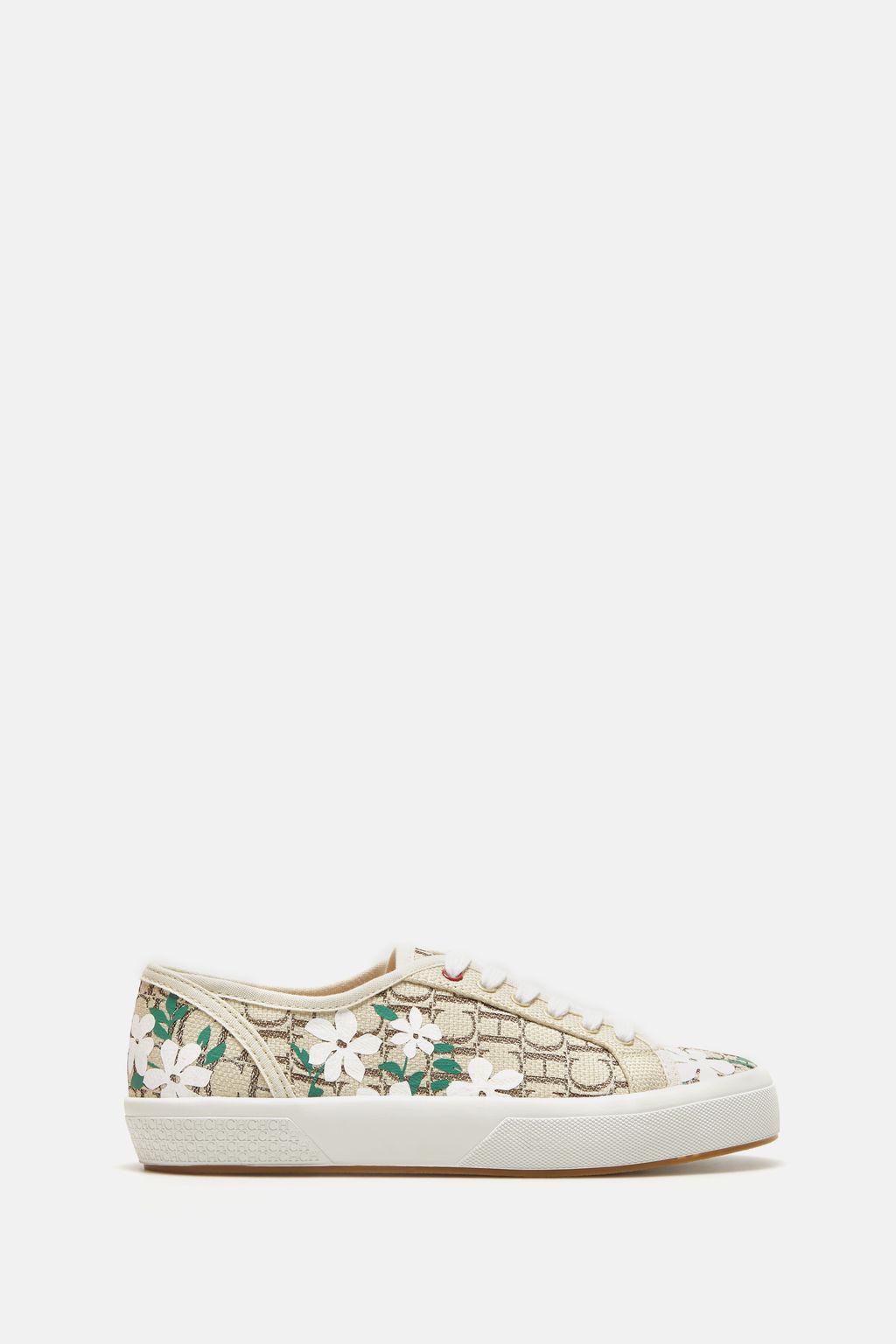 Jasmine Caracas canvas Bamba sneakers
