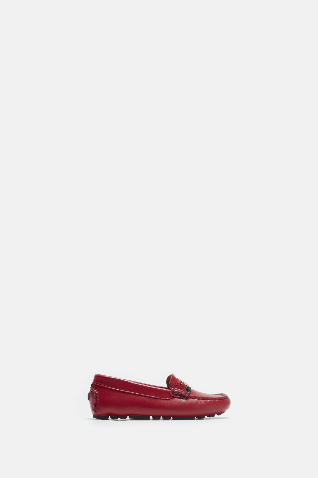 Insignia leather kiowa loafers